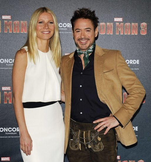 Gwyneth Paltrow is not in Captain America: Civil War despite Robert Downey Jr. advocating for her return