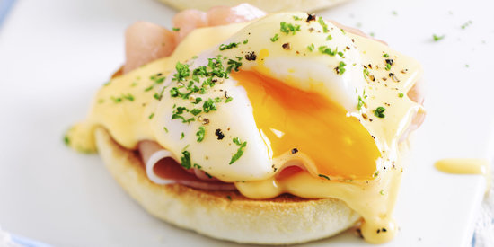 How To Make A Classic Poached Egg, And Win At Life
