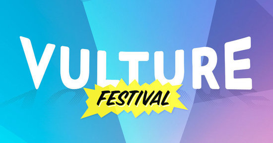 Hey, Look! More Events for Vulture Festival 2016