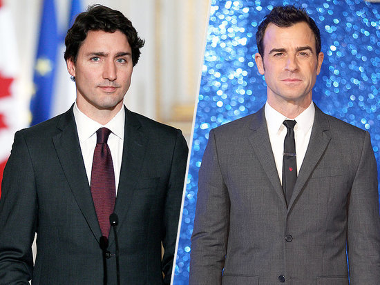 7 Unexpected Similarities Between Justin Trudeau and Justin Theroux