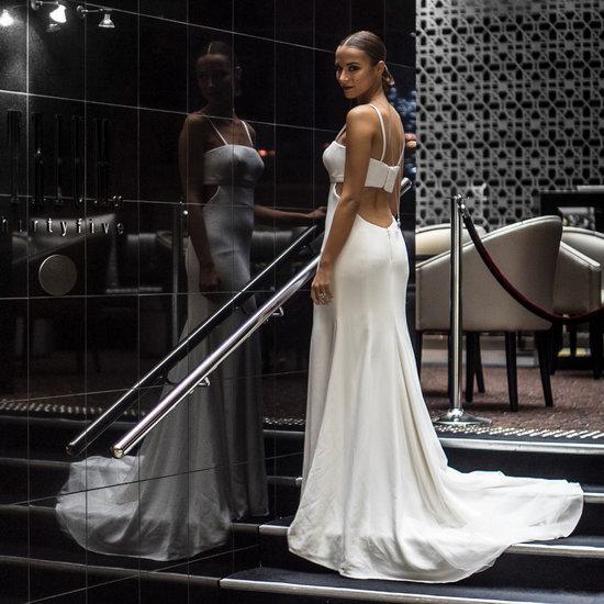 Monika Radulovic Miss Universe at the Logies 2016
