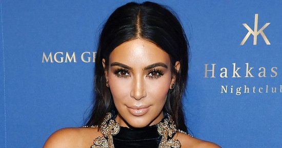 Kim Kardashian Wears Yeezy Collection, Shows Off Natural Look for 'Vogue Australia' Cover