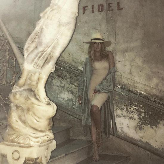 Response to Kardashian Cuba Trip