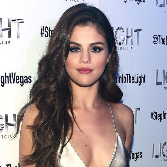 Selena Gomez Crumbles Justin Bieber Sign at Concert May 2016
