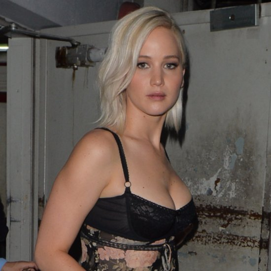 Jennifer Lawrence Out in London May 2016