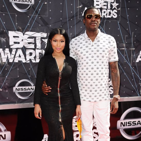Nicki Minaj Shares a Photo of Her Cake Fail For Meek Mill's Birthday
