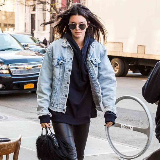 Oversize Denim Jacket Trend