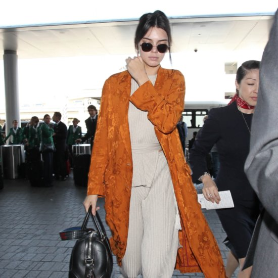 Celebrity Travel Style