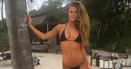 Nina Agdal Gets Us Ready for Beach Season in Just Three Days