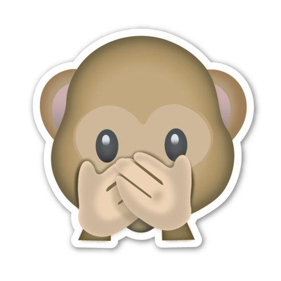 Monkey Emoji Debate