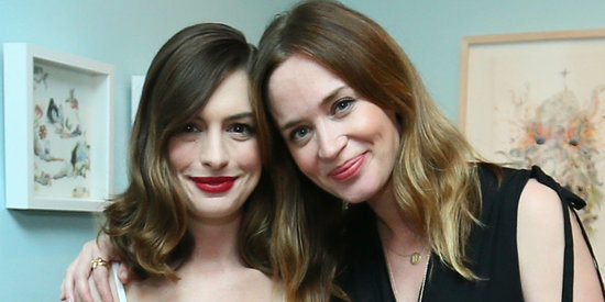 Miranda Priestly Would Loathe Anne Hathaway's And Emily Blunt's 'Devil Wears Prada' Reunion