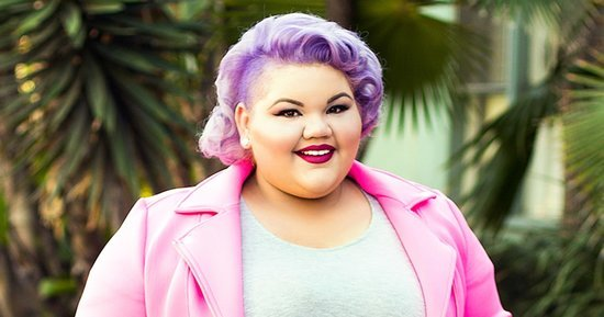 'Project Runway' Winner Ashley Nell Tipton Shares Summer Style Tips for Curvy Girls