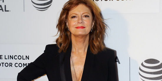 Susan Sarandon Says Sex Is The Secret To Staying Young