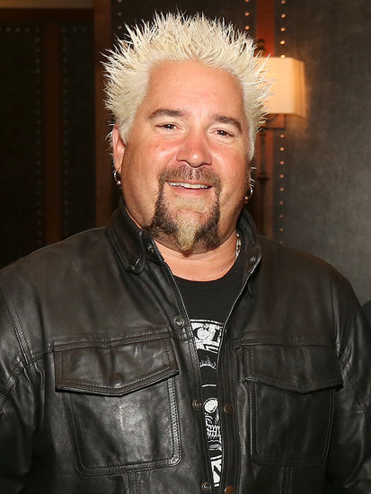 Guy Fieri on Being 'Demoralized' By His Critics: If I Didn't 'Look Like Someone Who's Whacked Out of Their Mind, It'd Probably B