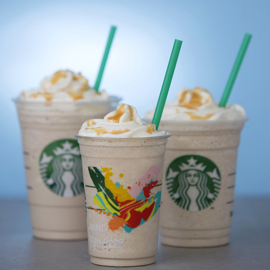 Starbucks Mini Frappuccino Calorie Count