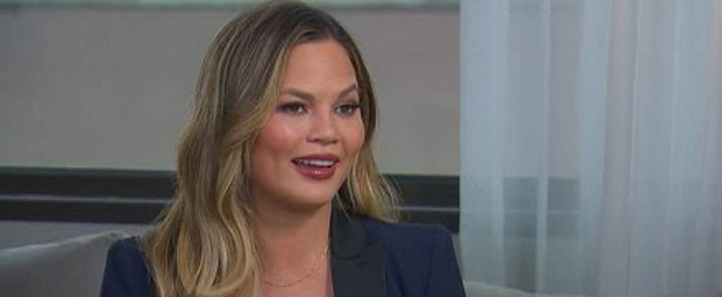 """Chrissy Teigen Gushes About Baby Luna: """"It's the Little Smiles That Get You"""""""
