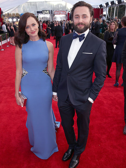 Surprise! Vincent Kartheiser and Alexis Bledel Are Parents to a Son