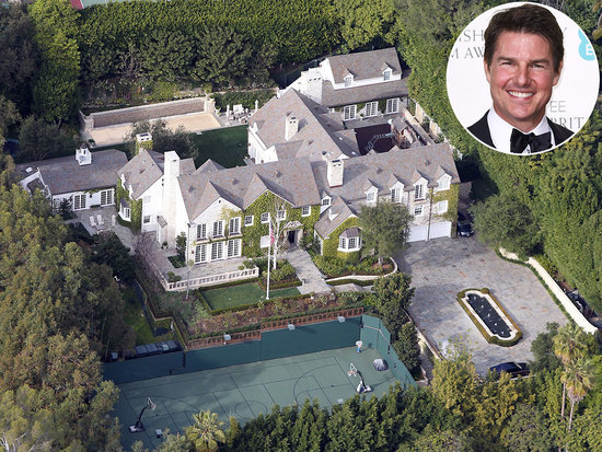 Tom Cruise Is Planning a Move to Florida After Selling His Beverly Hills Mansion for $40 Million