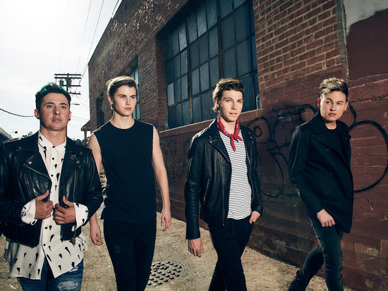 There's a New Boy Band in Town! Five Things to Know About After Romeo