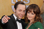 Alexis Bledel, Vincent Kartheiser Are Parents — Have Been For a While Now, Actually
