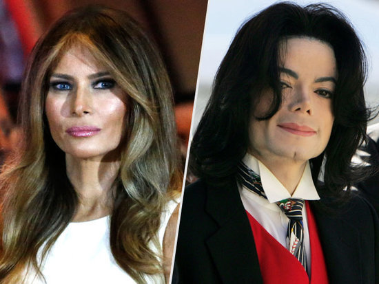 Melania Trump Says Michael Jackson Once Asked to Kiss Her - in Order to Make Donald Jealous!