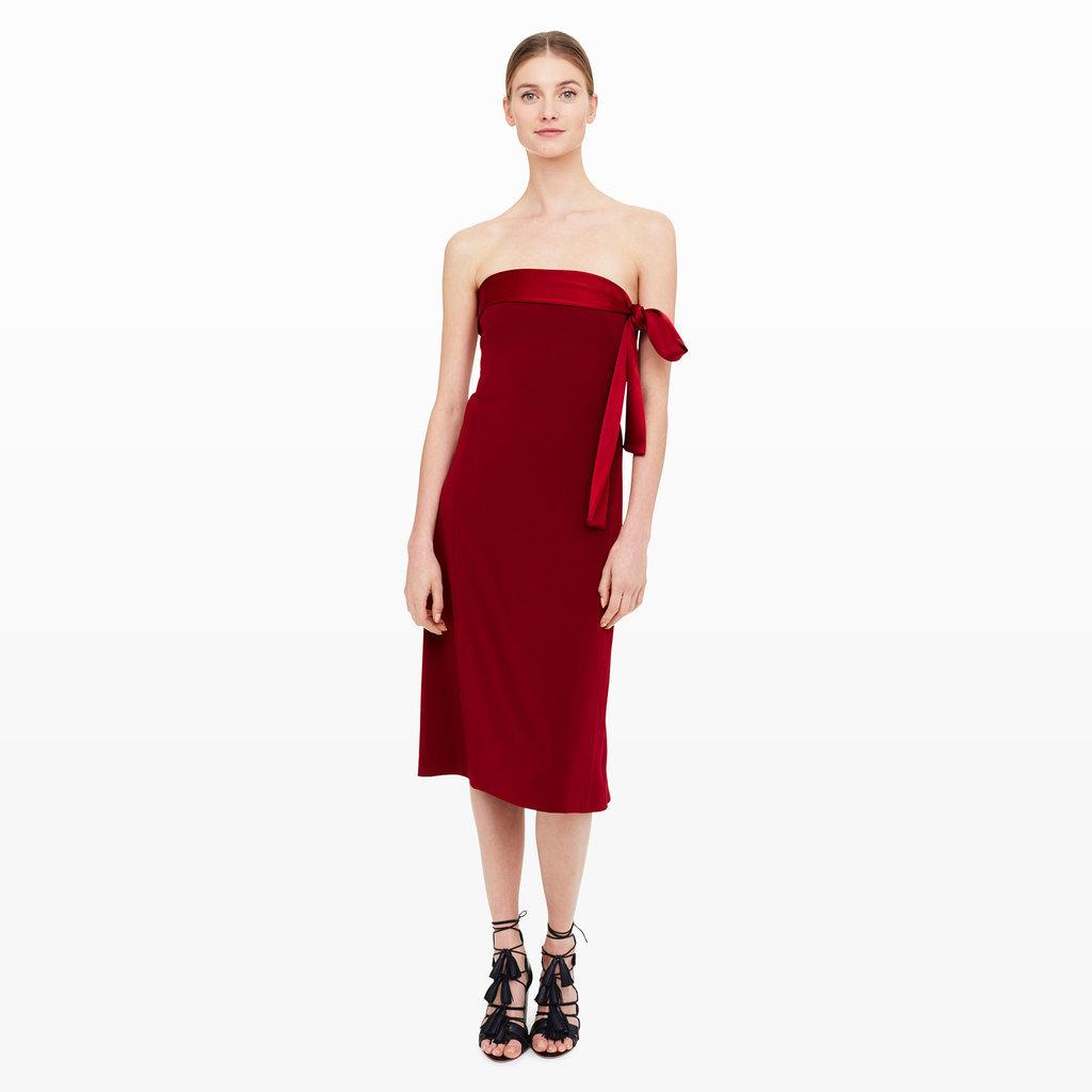 Club Monaco Tymber Side-Tie Dress ($269)