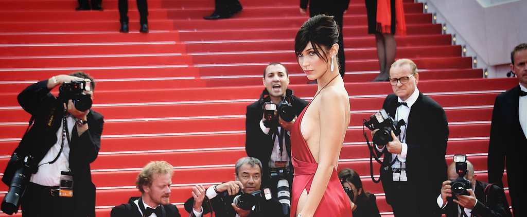 You Might Not Be Ready For Bella Hadid's Supersexy Red Carpret Appearance at Cannes