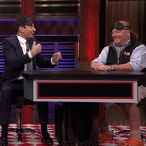 Jimmy Fallon Pulls an Epic Prank on Anthony Bourdain and Mario Batali