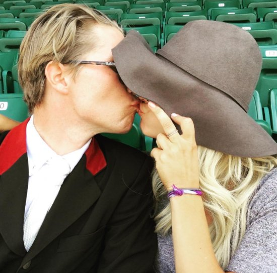 Pictures of Kaley Cuoco and Her Boyfriend Karl Cook