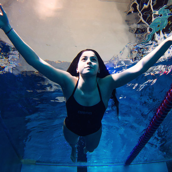 Syrian Refugee Trains to Swim at 2016 Olympics (Video)