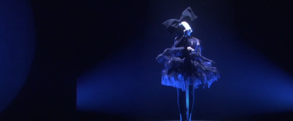 """Watch Sia Perform Her Enchanting """"Unforgettable"""" Cover For Disney's Finding Dory"""