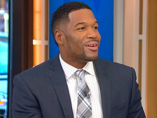 Michael Strahan 'Loved Being at Live' but Looks Forward to the 'Spontaneity and Uncertainty' of Good Morning America