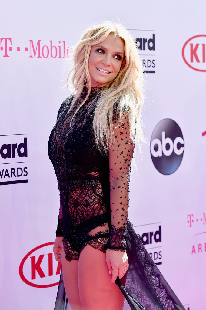 Britney Spears Makes a Jaw-Dropping Appearance at the Billboard Music Awards