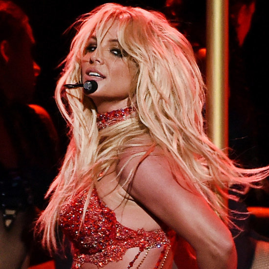 Britney Spears Performs at the Billboard Music Awards 2016