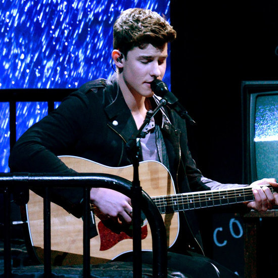 Shawn Mendes Performs at the Billboard Music Awards 2016
