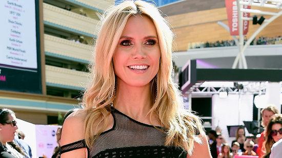 EXCLUSIVE: Heidi Klum Talks Topless Beach Photos, Avoids Ex-Husband Seal on Billboard Music Awards Carpet