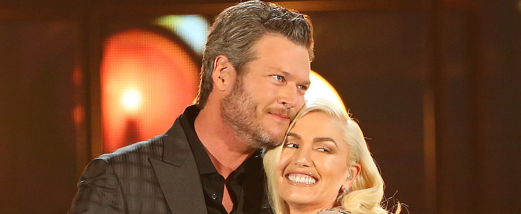 Watch as Gwen Stefani and Blake Shelton Seem to Melt Together While Performing Their Duet