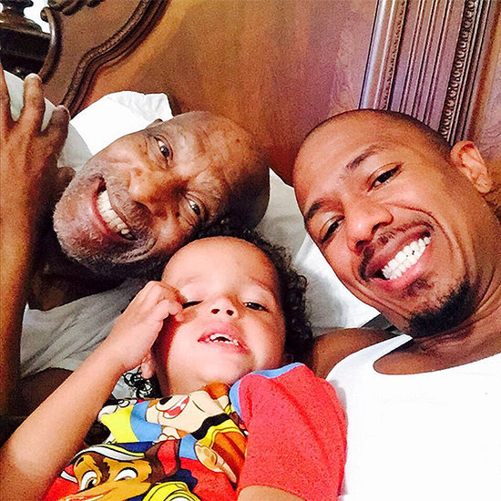 Nick Cannon Mourns the Death of Grandfather: 'Rest in Power My Guy!'