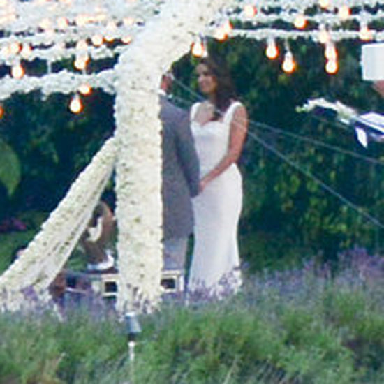 Eva Longoria and Jose Antonio Baston Wedding Pictures 2016