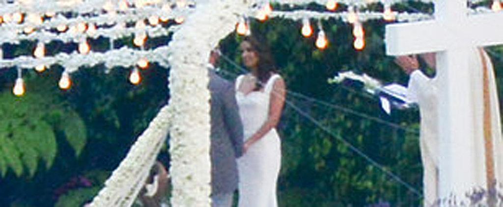 See Eva Longoria's Beautiful Wedding Pictures!