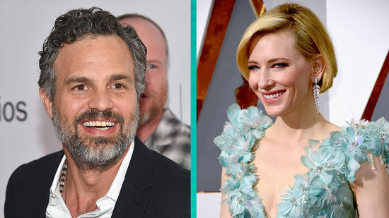 EXCLUSIVE: Mark Ruffalo Hypes Cate Blanchett's Villainous 'Thor 3' Role: 'She Plays the Worst of the Worst'