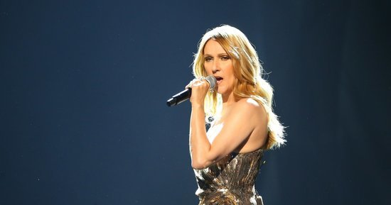 Post-BBMAs, Celine Dion Wants to Clarify That She Thinks Crying Is Strong