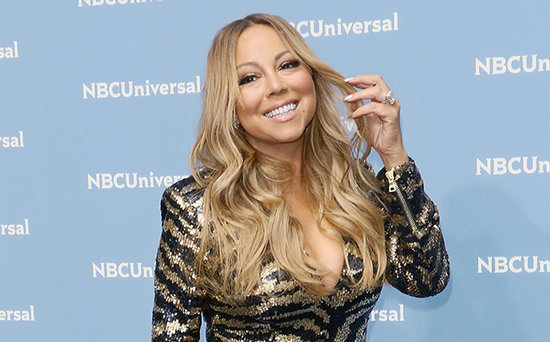 FROM EW: Mariah Carey Inks 3-Movie Deal with Hallmark Channel (and She'll Write a Song for Each One!)