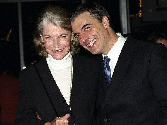 Actor Chris Noth's Mom, Pioneering CBS Correspondent Jeanne Parr, Dies at 92