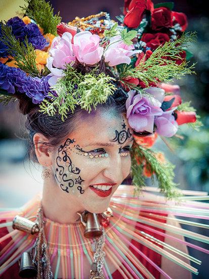 Royal Designer Catherine Walker Brings the Runway to the Streets of London—Get an Exclusive Sneak Peek!