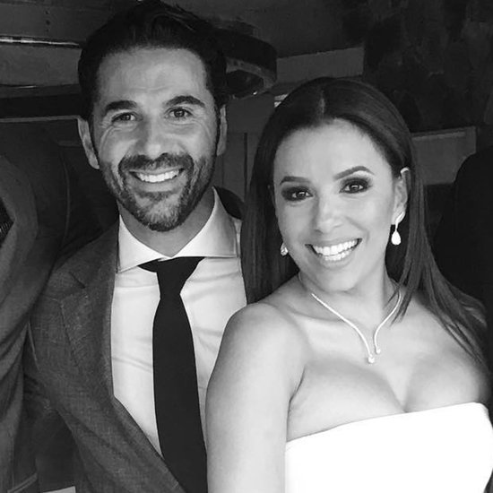 Eva Longoria and Jose Antonio Baston's Honeymoon Pictures