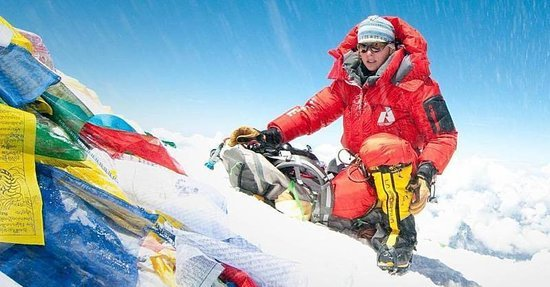 This Badass Woman Just Summited Everest In a Record-Breaking Climb