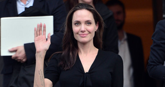 Angelina Jolie Will Be a Visiting Professor at London School of Economics