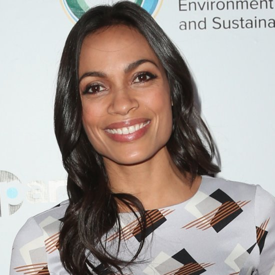 "Rosario Dawson Wants Latinos to ""Crash the Parties"" in the 2016 Election"