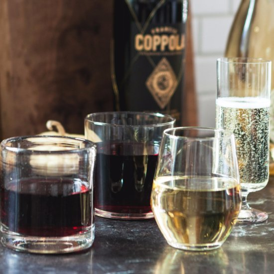 3 Recipes That Make the Most Out of Your Leftover Wine and Champagne